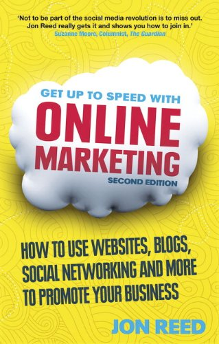 Get up to Speed with Online Marketing cover