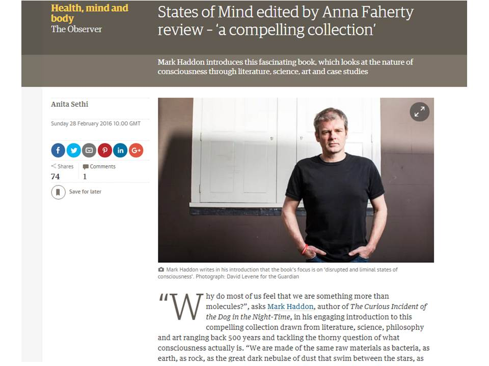 The Observer_States of Mind review