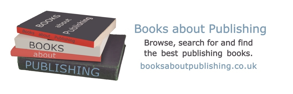 Books about Publishing banner logo
