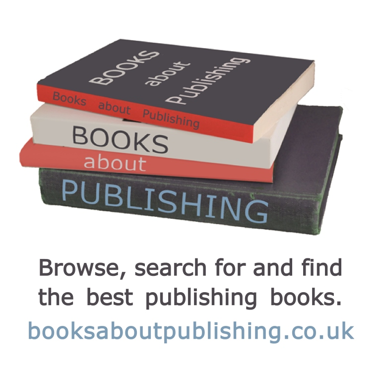 Books about Publishing square logo