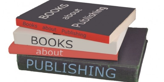 Books about Publishing logo no text